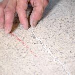 Attention to detail gets better results when restoring a terrazzo floor.