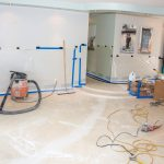 Professional terrazzo floor cleaning, restoration, and polishing.
