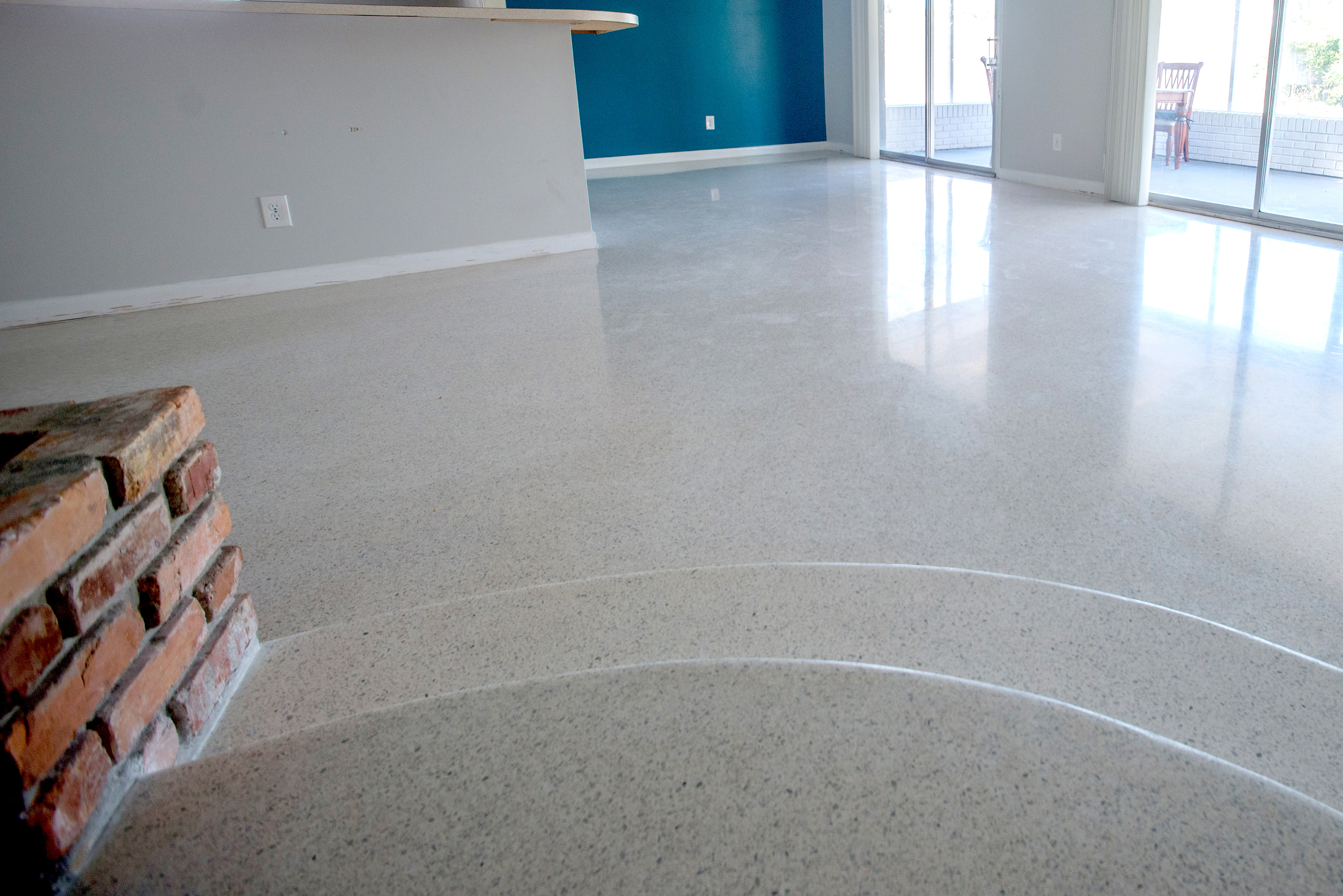 Terrazzo Floor Cleaning Polishing And Restoration